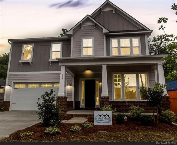 1421 Kennon Street #3, Charlotte, NC 28205 (#3371087) :: Odell Realty Group