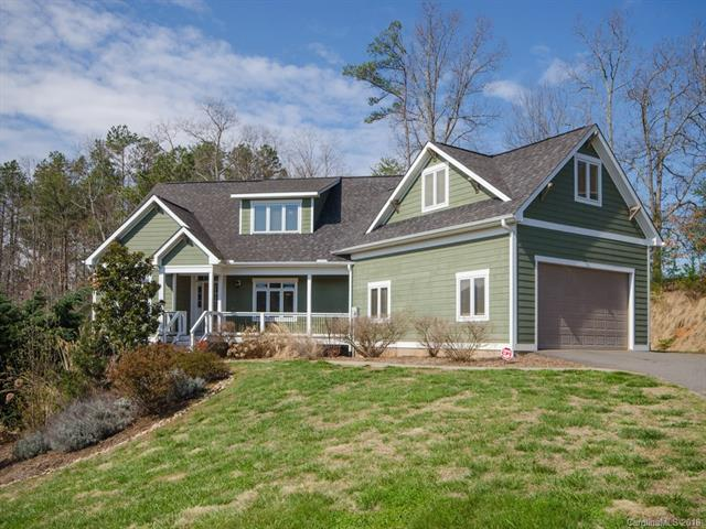 8 Fairway View Drive, Weaverville, NC 28787 (#3371411) :: LePage Johnson Realty Group, LLC
