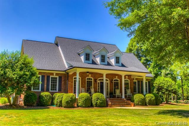 5510 S Rocky River Road, Monroe, NC 28112 (#3372916) :: Miller Realty Group