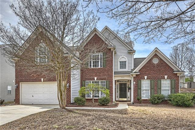 3933 Manor House Drive, Charlotte, NC 28270 (#3374560) :: Team Southline