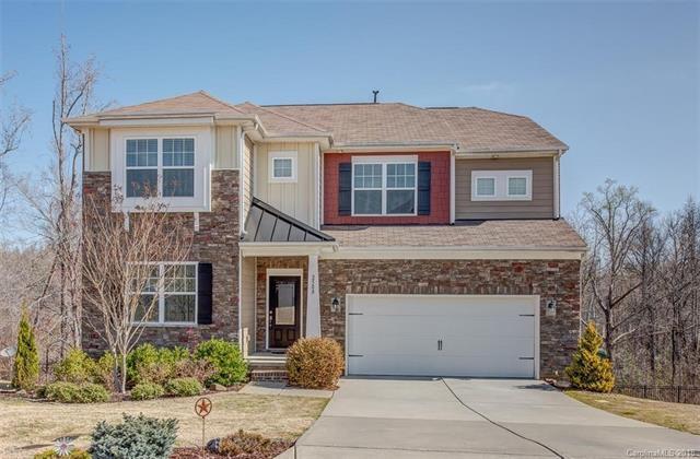 2508 Flintshire Lane, Gastonia, NC 28056 (#3374602) :: LePage Johnson Realty Group, LLC