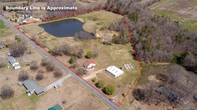 2121 Mountain Springs Church Road, Monroe, NC 28112 (#3375061) :: Robert Greene Real Estate, Inc.