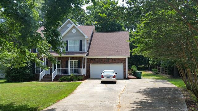 2019 Redwood Drive #3, Indian Trail, NC 28079 (#3375434) :: Exit Mountain Realty
