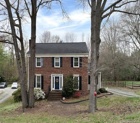 2437 Bergen Court, Charlotte, NC 28210 (#3375452) :: High Performance Real Estate Advisors