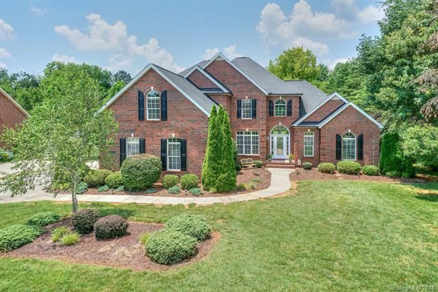 4221 Pointe Norman Drive, Sherrills Ford, NC 28673 (#3376644) :: Odell Realty Group
