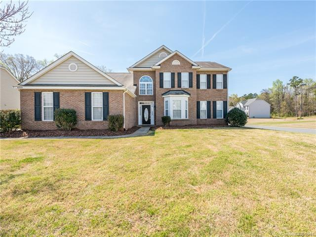 6321 Crosshall Place, Waxhaw, NC 28173 (#3377312) :: Team Southline