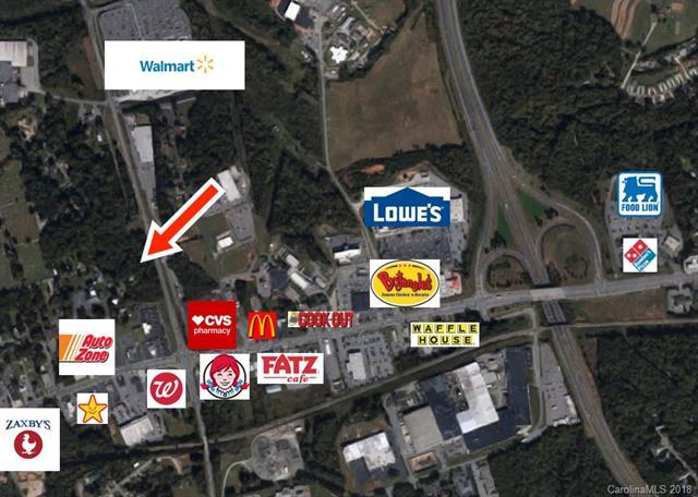 203 N Generals Boulevard, Lincolnton, NC 28092 (#3377327) :: Exit Mountain Realty