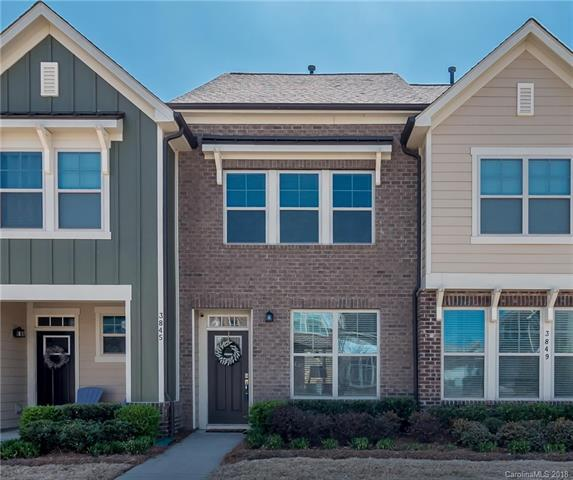 3845 Willow Green Place #50, Charlotte, NC 28206 (#3377431) :: The Beth Smith Shuey Team