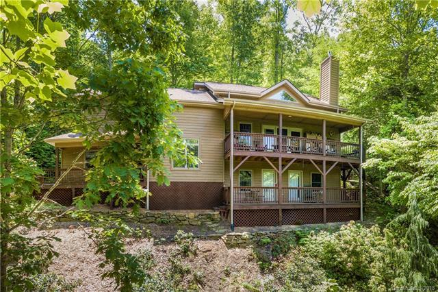 305 Henry Dingus Way, Maggie Valley, NC 28751 (#3377546) :: Zanthia Hastings Team