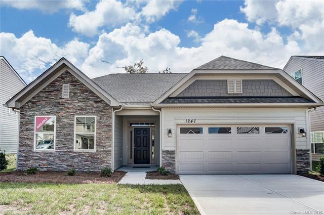 1247 New River Drive Lot 67, Concord, NC 28025 (#3377669) :: LePage Johnson Realty Group, LLC