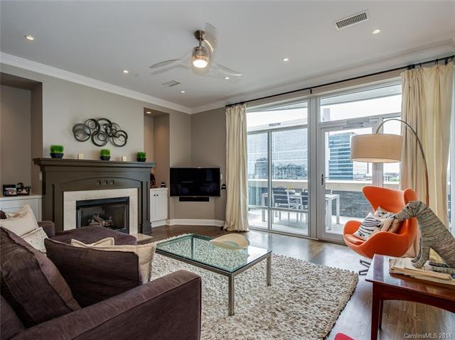 435 S Tryon Street #805, Charlotte, NC 28202 (#3377842) :: Miller Realty Group