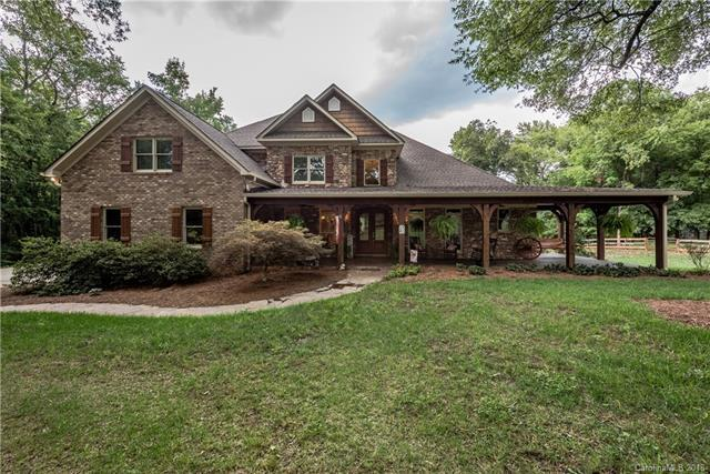 8224 Tirzah Church Road, Waxhaw, NC 28173 (#3377844) :: Phoenix Realty of the Carolinas, LLC