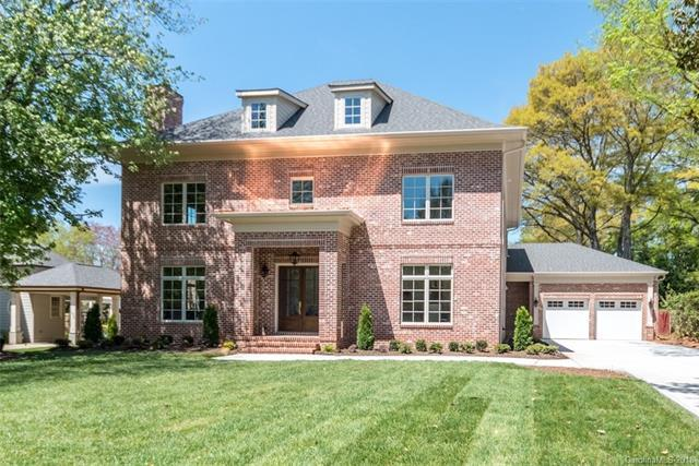 136 S Canterbury Road S #5, Charlotte, NC 28211 (#3378019) :: The Temple Team