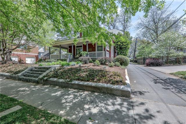 1619 Euclid Avenue, Charlotte, NC 28203 (#3378178) :: High Performance Real Estate Advisors