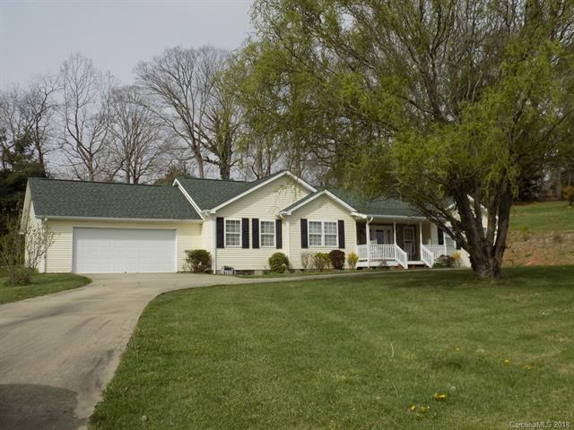 578 Woodlawn Circle, Clyde, NC 28721 (#3378393) :: Puffer Properties