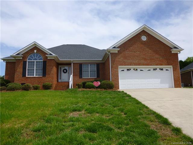 5131 Summerell Avenue #14, Gastonia, NC 28056 (#3378486) :: Odell Realty Group