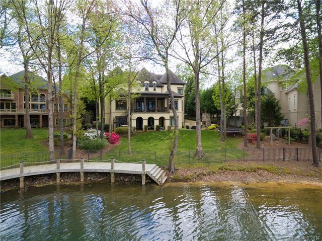 18619 Peninsula Club Drive, Cornelius, NC 28031 (#3379121) :: Carlyle Properties