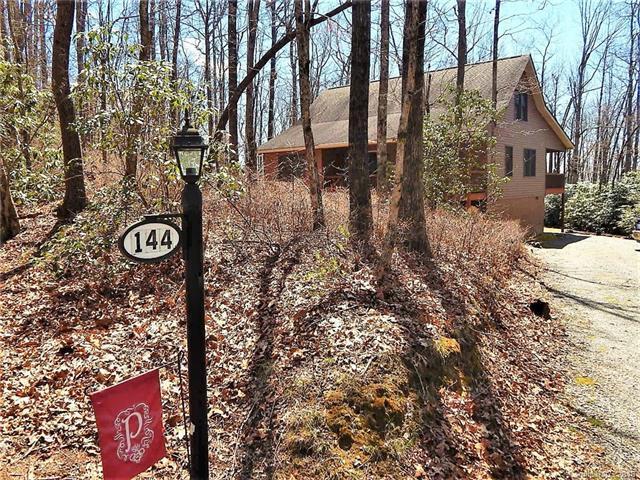 144 Panther Gap Road, Brevard, NC 28712 (#3379292) :: High Performance Real Estate Advisors