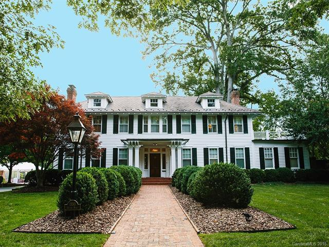 1550 Queens Road, Charlotte, NC 28207 (#3379516) :: Charlotte's Finest Properties