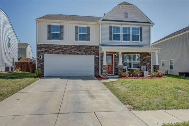 2848 Meadow Creek Drive, Dallas, NC 28034 (#3379619) :: High Performance Real Estate Advisors
