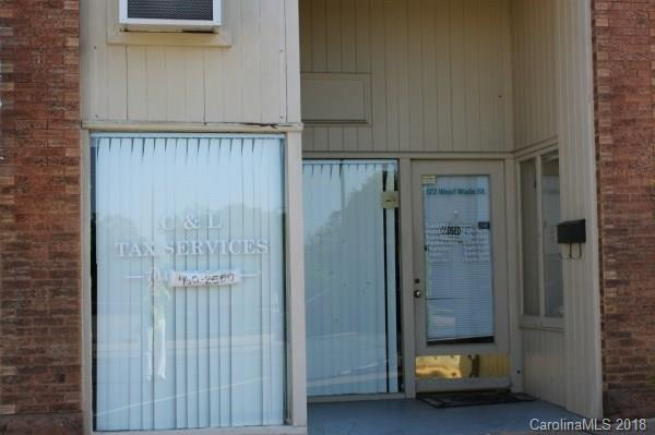 122 E Wade Street #1, Wadesboro, NC 28170 (#3379660) :: High Performance Real Estate Advisors