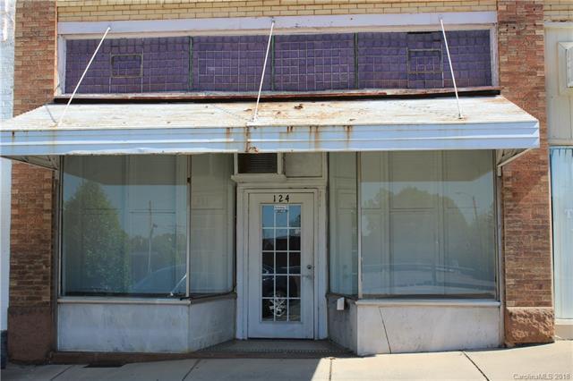 124 E Wade Street #1, Wadesboro, NC 28170 (#3379678) :: Washburn Real Estate
