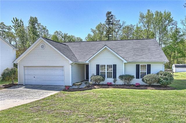 1118 Slate Ridge Road, Stallings, NC 28104 (#3380150) :: LePage Johnson Realty Group, LLC