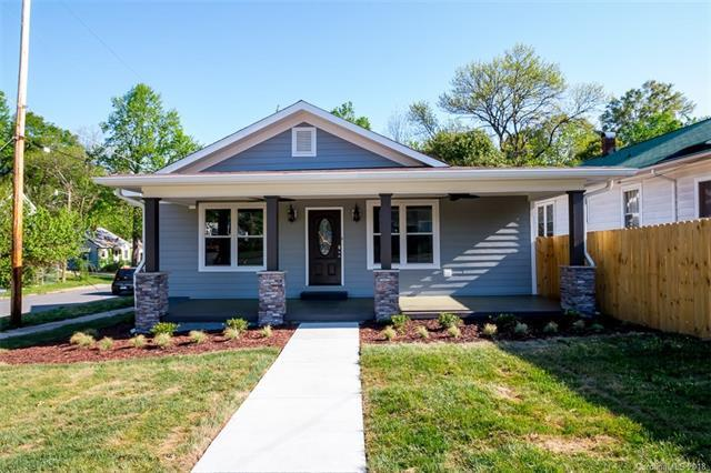 1701 Grace Street, Charlotte, NC 28205 (#3380224) :: Miller Realty Group