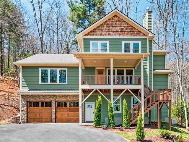 55 Mark Twain Road Pts 46 & 48, Asheville, NC 28805 (#3380349) :: LePage Johnson Realty Group, LLC