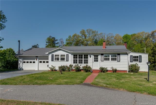 4733 N Nc Hwy 9 Highway, Mill Spring, NC 28756 (#3380649) :: Robert Greene Real Estate, Inc.