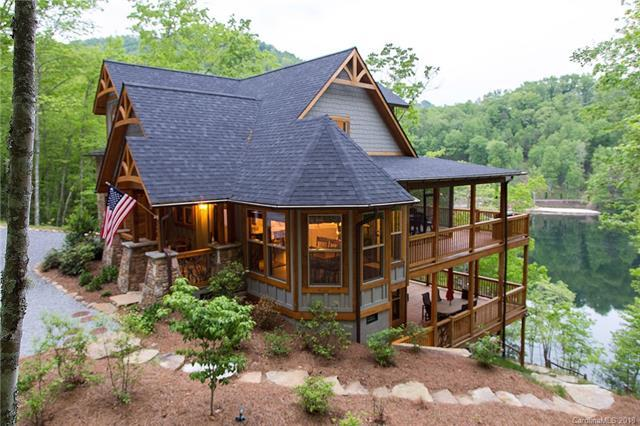 98 Eagle Watch Drive, Tuckasegee, NC 28783 (#3380851) :: High Performance Real Estate Advisors