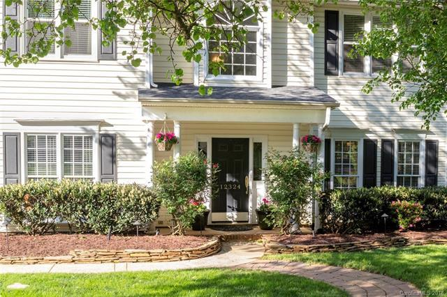 12324 Henderson Hill Road, Huntersville, NC 28078 (#3380890) :: The Sarver Group