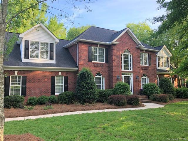 3821 Mourning Dove Drive, Weddington, NC 28104 (#3381658) :: Scarlett Real Estate