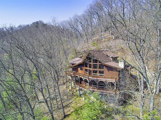 115 Wilkhaven Trail, Waynesville, NC 28785 (#3382705) :: Puffer Properties