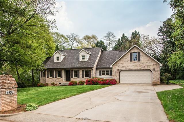 4836 Elmhurst Drive NE, Hickory, NC 28601 (#3383653) :: LePage Johnson Realty Group, LLC
