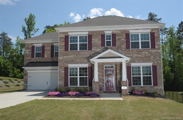 810 Oak Embers Drive SE #44, Concord, NC 28025 (#3384477) :: Robert Greene Real Estate, Inc.