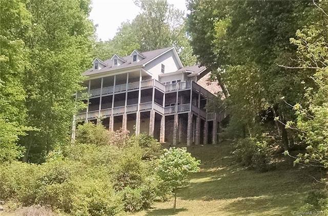971 Laurel Ridge Drive, Waynesville, NC 28786 (#3384666) :: Mossy Oak Properties Land and Luxury