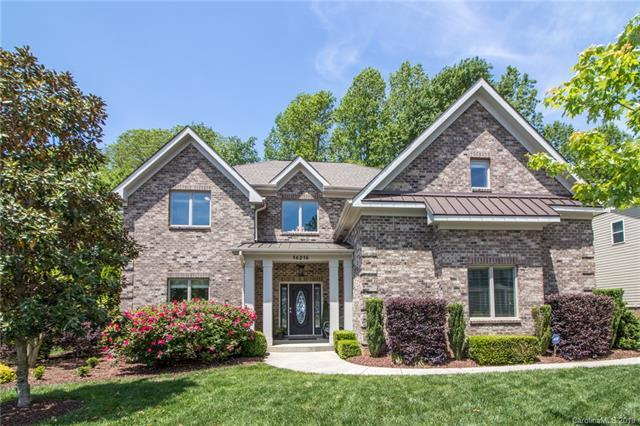 16216 Autumn Cove Lane #12, Huntersville, NC 28078 (#3384946) :: TeamHeidi®