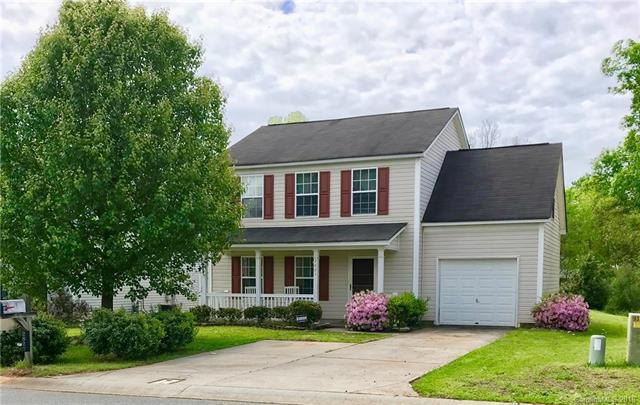 2827 Station Lane, Concord, NC 28025 (#3385165) :: LePage Johnson Realty Group, LLC