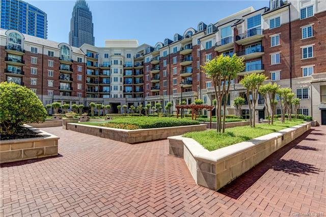 300 W 5th Street #229, Charlotte, NC 28202 (#3385466) :: Miller Realty Group