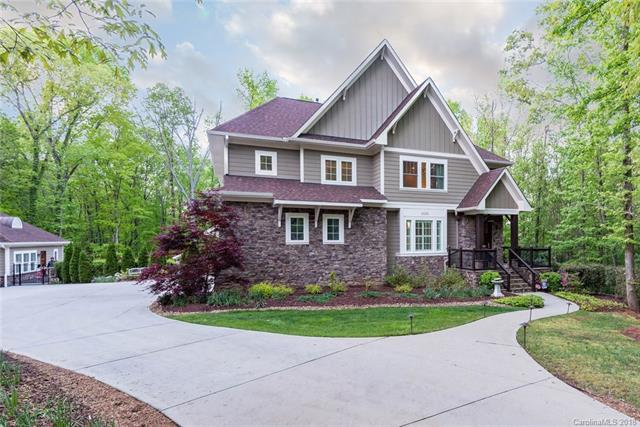 11131 Wildlife Road, Charlotte, NC 28278 (#3385468) :: Odell Realty Group