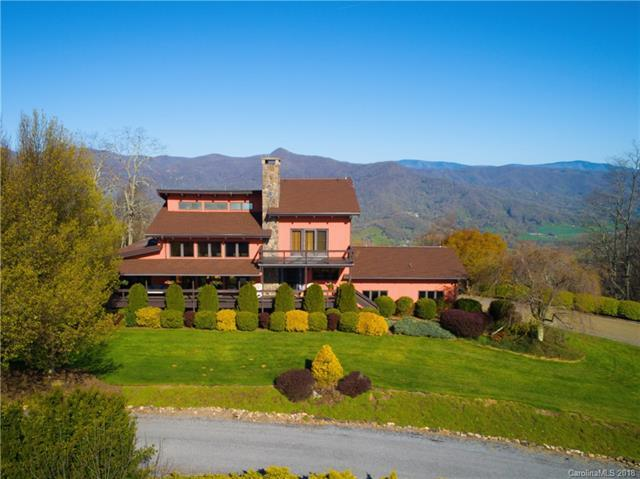 2709 Utah Mountain Road, Waynesville, NC 28785 (#3385729) :: Puffer Properties
