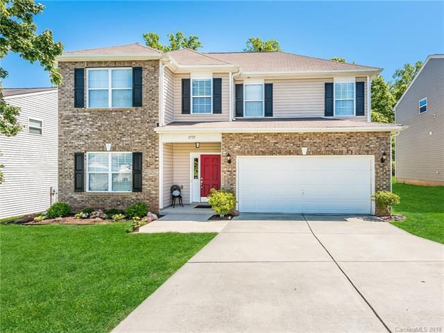 3737 Caldwell Ridge Parkway, Charlotte, NC 28213 (#3386002) :: Leigh Brown and Associates with RE/MAX Executive Realty