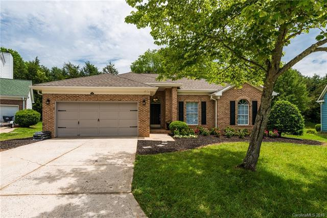 105 Ashford Hollow Lane, Mooresville, NC 28117 (#3386497) :: Odell Realty Group