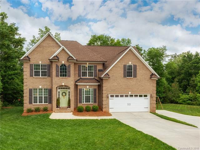 5506 Thistlebrook Court, Gastonia, NC 28056 (#3387332) :: Odell Realty Group