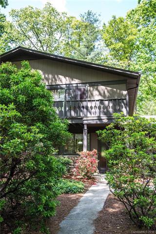 54 Laurelwood Circle #23, Hendersonville, NC 28791 (#3387370) :: High Performance Real Estate Advisors