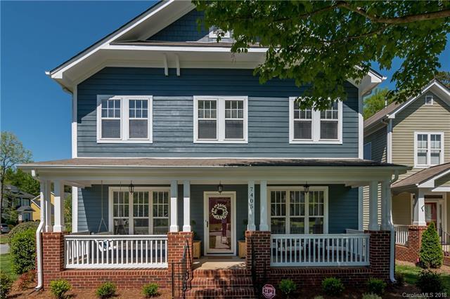 7405 Gilderstern Glen Court, Huntersville, NC 28078 (#3387515) :: High Performance Real Estate Advisors