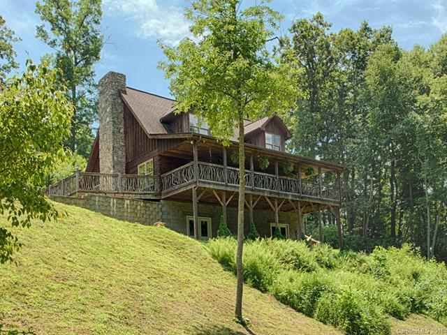 257 Peaceful Lane, Clyde, NC 28721 (#3387705) :: Exit Mountain Realty
