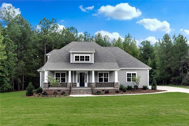 6065 Chimney Bluff Road, Lancaster, SC 29720 (#3388343) :: Homes Charlotte