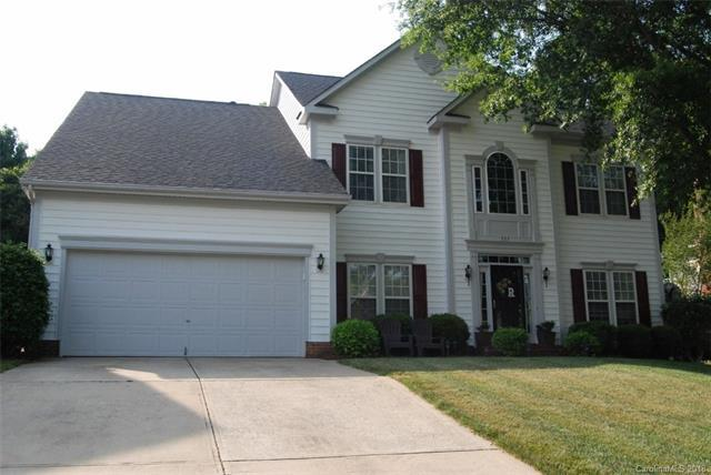 537 Whitehead Court, Fort Mill, SC 29708 (#3388460) :: Miller Realty Group